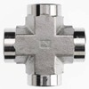 Female Pipe Cross (5652)