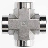 02FP-02FP-02FP-02FP Cross Forged steel adapter