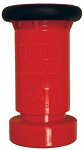 Constant Flow Fog Nozzle Red Thermoplastic 1 inch NST (NH)