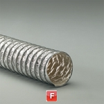 Flex-Lok 1050 High temperature fume exhaust specialty ducting hose