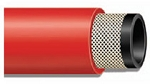 1 inch I.D. Gates PREMO FLEX red 250 psi multi-purpose  air-water-oil hose (per foot)