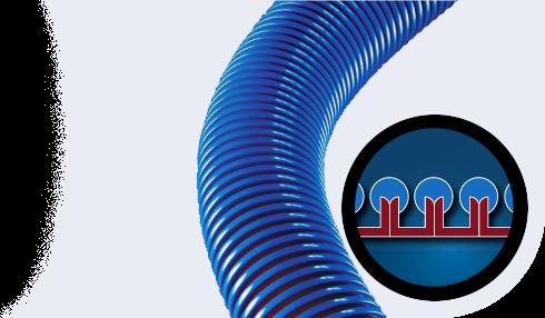 haviland 2 inch i d jm carwash vacuum hose blue black. Black Bedroom Furniture Sets. Home Design Ideas