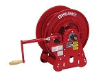 Reelcraft Bevel Crank Welding Hose Reel 1/4 x 125ft, 200 psi, Gas Weld Without Hose