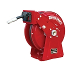 Reelcraft Heavy Duty Spring Retractable Hose Reel 3/8 x 35ft, 4000 psi, for Grease service with hose included