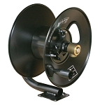 Reelcraft Light Duty Hand Crank Hose Reel 3/8 x 100ft, 5000 psi, for use with Pressure Washing - hose not included