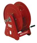 Reelcraft Hand Crank Hose Reel 1/2 x 100ft, 5000 psi, for use with Water - hose not included