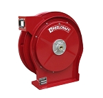 Reelcraft Retractable Hose Reel 1/4 x 35ft, 5000 psi, for Grease service - hose not included