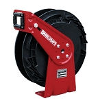 Reelcraft Lightweight Spring Retractable Hose Reel 1/4 x 35ft, 5000 psi, for Grease service - hose not included