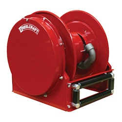 Hose Reels for Vacuum Recovery