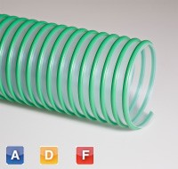 Flex-Tube Eco-Friendly duct hose for air, dust or fumes