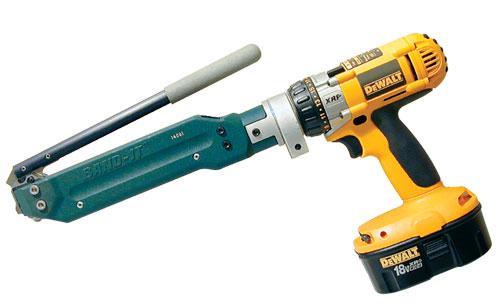 Ultra Lok 18 Volt Rechargeable Portable Tool