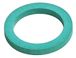 Cam-lock coupling gaskets made of Viton®