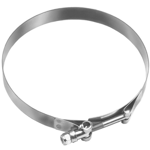Stainless steel t bolt hose clamp stbc