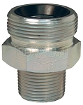 2 inch Iron Boss Ground Joint seal male spud component