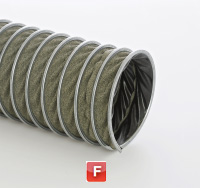 Flex-Lok 570 High temperature welding fume exhaust system hose