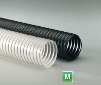 FLX-Thane MD General purpose flexible ducting hose for light materials