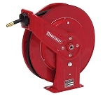 Reelcraft Retractable Hose Reel 3/4 x 25ft, 250 psi, for use with Fuel - hose included