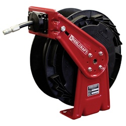 Hose Reels for Grease