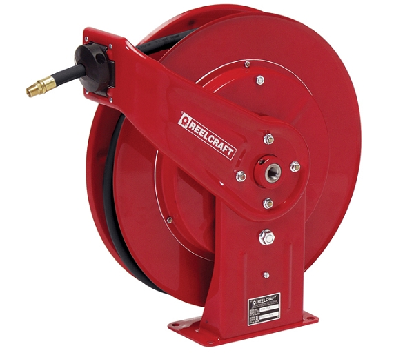 Hose Reel 3/8 x 50ft, 5000 psi, for use with Pressure Washing - hose