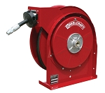 Reelcraft Retractable Hose Reel 3/8 x 30ft, 2260 psi, for Oil service with hose included