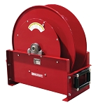 Reelcraft Spring Retractable Hose Reel 1 x 50ft, 500 psi, for use with Fuel - hose not included
