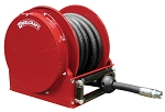 Reelcraft Low Profile Spring Retractable Hose Reel 3/4 x 35ft, 28 Hg~300 psi, for Vacuum Recovery service with hose included