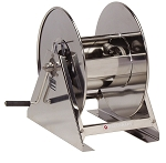 Reelcraft Spring Retractable Hose Reel 1/2 x 200ft, 3000 psi, Stainless Steel for Oil service - hose not included