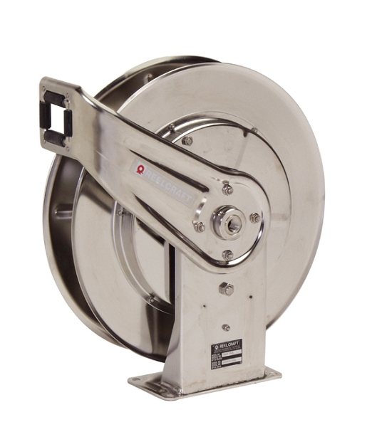 Reelcraft 7800 Ols Retractable Hose Reel 1 2 X 50ft 500