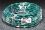 All-purpose heavy duty PVC water hose assembly 3/4 inch X 50FT with garden hose fittings