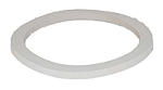 Food grade white nitrile cam-lock coupling gaskets