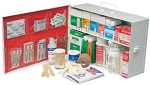 First Aid Kit - small industrial kit with cabinet