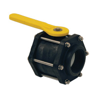 Ball valves (poly)