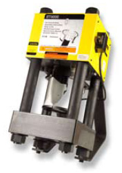 ET4000 Heavy duty hydraulic hose crimper and parts