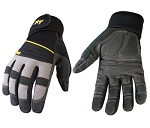 Anti-Vibe XT Work Gloves with memory foam padding - LARGE