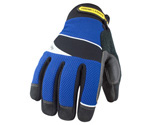 Waterproof Winter Gloves with Kevlar
