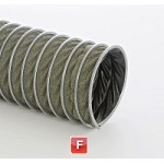 Flex-Lok 570 High temperature welding fume exhaust system duct hose