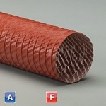 Heat-Flex CWGS High temperature silicone air and fume hose