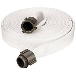 Double Jacket Contractor Grade Fire Hose 2 1 2 Inch X 50