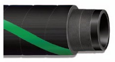 Gates Dolphin water discharge hose 1.25 inch inside diameter - per foot - bulk 100FT